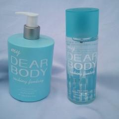 Dear Body Rocking Fantasy 2 in 1 Body Splash and Lotion Pump normal