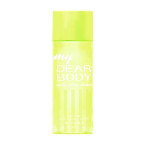 Dear Body Malibu Lemon Blossom Body Splash
