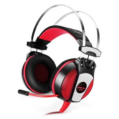 KOTION EACH GS500 Gaming Headsets Headphones with  RED