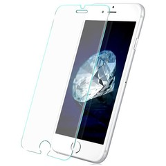 HD Tempered Glass Screen Protector Film for iPhone TRANSPARENT