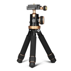 QZSD Q166Z SLR Camera Mini Portable Multifunction  BLACK AND GOLDEN