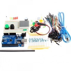 UNO R3 Starter Kit For Arduino BLUE