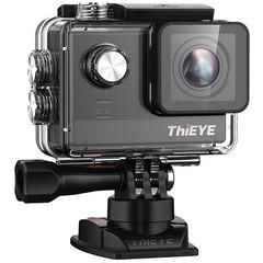 ThiEYE T5e WiFi 4K 30fps Action Camera 16MP Built- BLACK