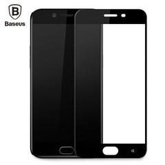 Baseus 3D Arc 9H Tempered Glass PET Soft Border Sh BLACK