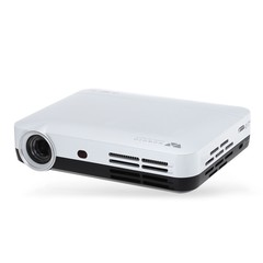 WOWOTO H8 Projector 1280 x 800 Resolution Home The WHITE EU PLUG