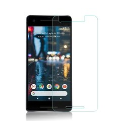 0.2mm 2.5D 9H Hardness Tempered Glass Screen Protector for Google Pixel 2 TRANSPARENT