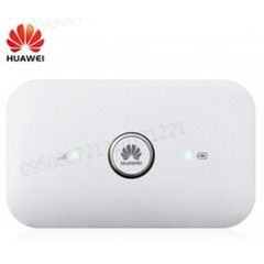 Original HUAWEI E5573s - 856 4G Mobile WiFi Router LTE Cat4 150Mbps  WHITE