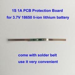 10Pcs 3A Protection Board for 3.7V 18650 Li-ion Li one color one size
