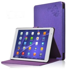Tri-fold Case Stand Cover For Teclast X98 Air II X Black Normal