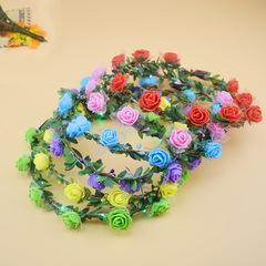Best selling LED luminous wreath hair accessories 10 Random ten
