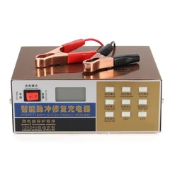 Universal Car Battery Charger 12v/24v Full Automat Other Normal