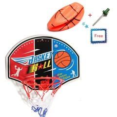 Indoor Mini Basketball Hoop Ring Backboards Kit Do Multicolor Normal