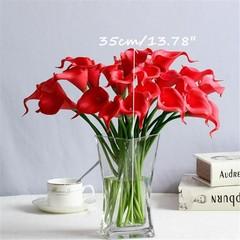 Artificial Bird Of Paradise Calla Lily Flowers Bou Bird Of Paradise Sunset