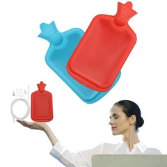 Enema Bag System Kit Hot Water Colonic Irrigation  red Normal