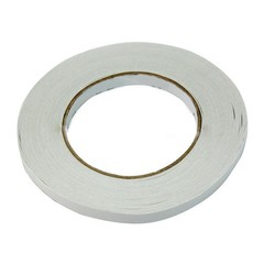 50m x 9mm Strong Double Sided Adhesive Tape Card S one color one size