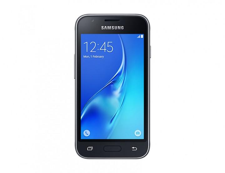 Samsung Galaxy J1 Mini prime: 4 Inch, 5.0MP Main Camera, 8 GB ROM, 0.75GB RAM, Android 5.1 - Black