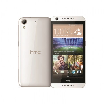 "HTC Desire 626 - 5.0"" - 16GB - 2 GB RAM - 13MP Camera - Dual SIM white"