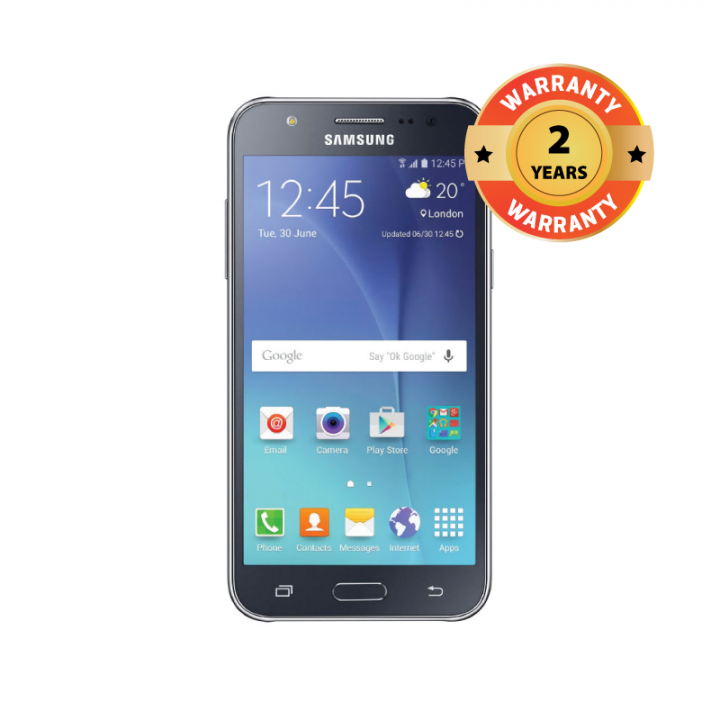 "SAMSUNG GALAXY J2, 4.7"" qHD 8GB ROM, 1G B RAM, 5MP CAMERA Black"