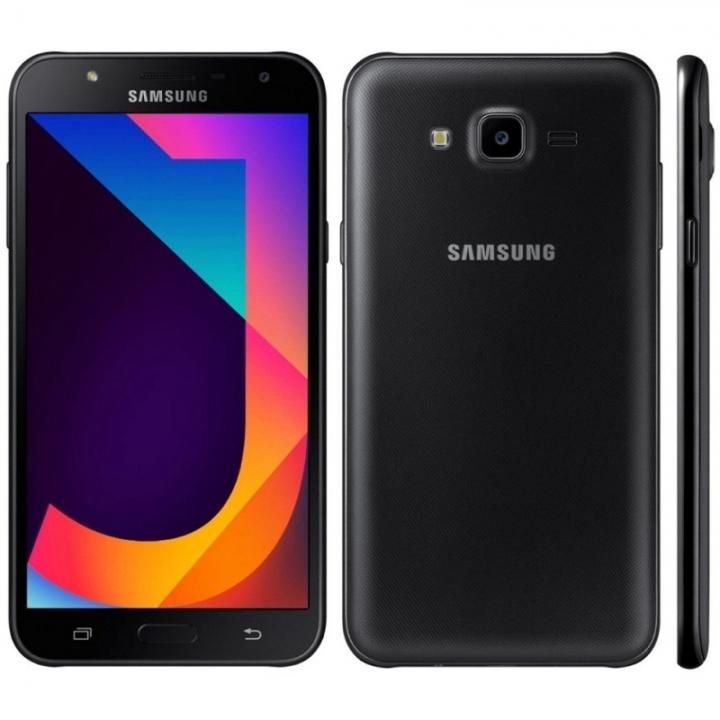 "Samsung Galaxy J7 Neo - 5.5"" - 16GB - 2 GB RAM - 13MP Camera - Dual SIM - 4G LTE black"