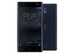 "Nokia Nokia 3 – 5"" - 16GB ROM – 2GB RAM – 8MP Camera – Dual SIM – Matte Black black"