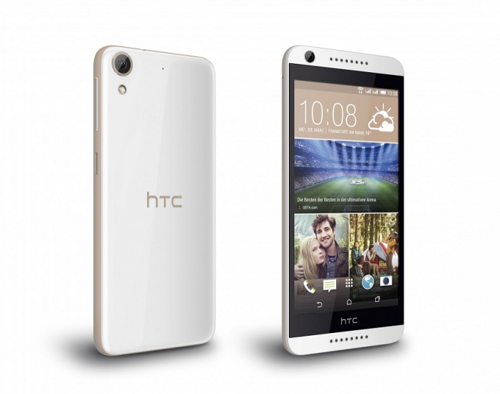 HTC Desire 626 - 16 GB - 2 GB RAM - Dual SIM - 13 MP Camera White