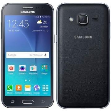 "SAMSUNG GALAXY J2, 4.7"" 8GB ROM, 1G B RAM, 5MP CAMERA black"