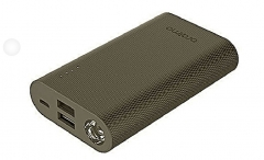 Aurora 6000 mAh Power bank Black 6000