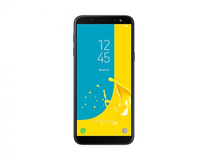 "Samsung Galaxy J6, 5.6"", 32GB+2GB RAM, 13MP, (Dual SIM) 4G black"
