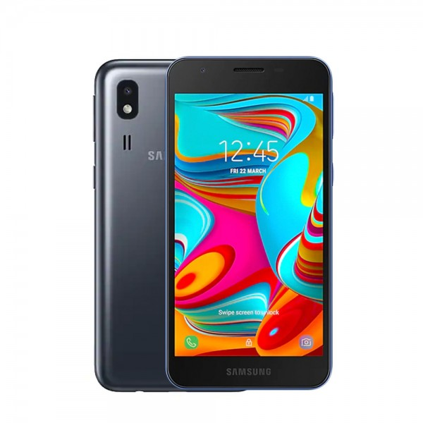 "Samsung Galaxy A2 Core, 5.0"", 16GB + 1GB (Dual SIM) black"
