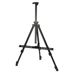 1 PC Portable Metal Black Folding Painting Easel A Other Normal