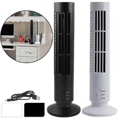 Mini Portable USB Cooling Air Conditioner Purifier Black Normal
