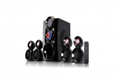 Sayona Subwoofer 4.1 CHANNEL Speaker 15500W P.M.P.O Black