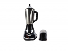 Sayona Blender 2-In- 1 Stainless Steel