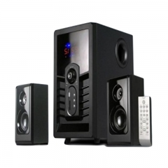 Sayona 2.1 Channel Subwoofer (SHT-1004BT) with Bluetooth – 8000 PMPO AC/DC