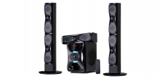 Sayona 3.1 Channel Speaker Subwoofer with Bluetooth (SHT-1204BT) - 18000 PMPO