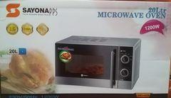 Sayona SMO4228 Microwave Silver 20L 1200W