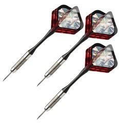 Hot Sale 3Pcs/lot Crystal PET Darts Flights Laser  Other Normal
