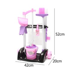 Children Kids Pretend Play Toys Mini Vacuum Cleane Other Normal