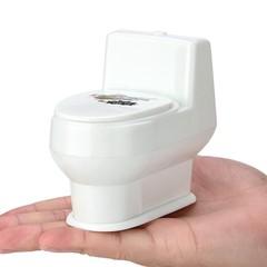 Mini Prank Squirt Spray Water Toilet Closestool Jo White one size