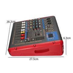 LEORY Karaoke Audio Mixer Amplifier Professional B Other Normal