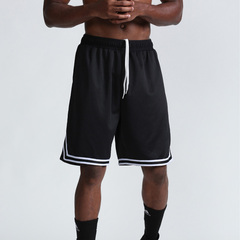 Men's summer casual shorts black M