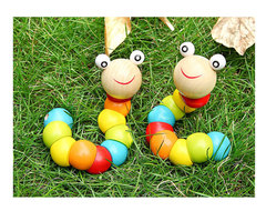 Cute and varied twisted insect children's educational toys