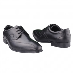 Premium Bata Leather Formal Shoes (8244547) Black 6