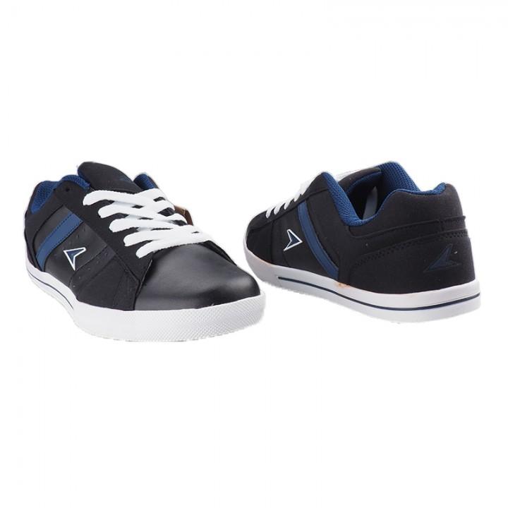 Bata Blue Sport Shoes Black 10