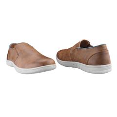 Trendy Bata Comfit Slip-ons (8514162)  (8512162) - BROWN-8514162 6