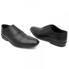 Stylish Mens Formal Shoes (834-6095) Black 6