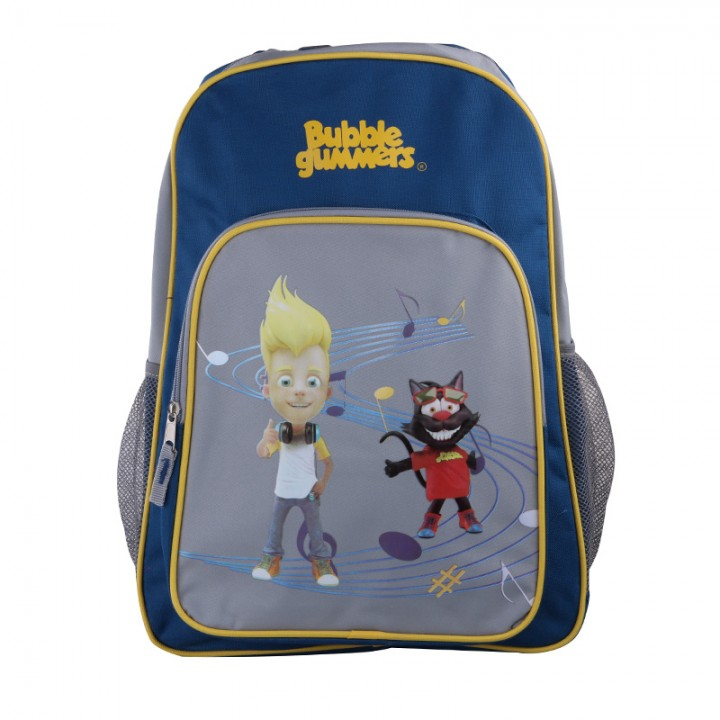 Bubble Gummers School bag Dark Blue 980-9039