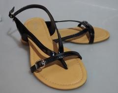 BATA Ladies Classy Sandal- 561-6080 black 39