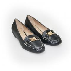Bata Official Women Loafer Shoe (651-6030) black 38
