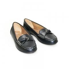 Bata Official Ladies Loafer- 551-6203 black 39
